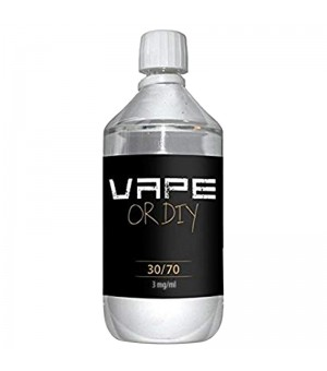 Base 30 / 70 3 mg - Vape Or...