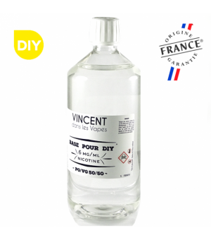 Base 30 / 70 6mg - Vincent 1L