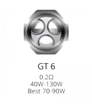 Résistances GT6 pour NRG...