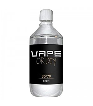 Base 30/70 6mg - Vape Or...