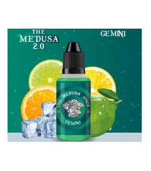 The medusa juice GEMINI 30ML